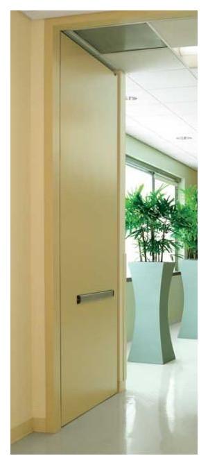 Adams Rite. Polyurethane Core Intergrated Door System & Rite Door - Polyurethane Core by Adams Rite - Built Environment