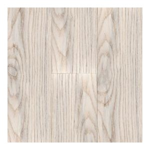 BELLAWOOD 3 4 X 5 Matte Carriage House White Ash SKU 10038343 By