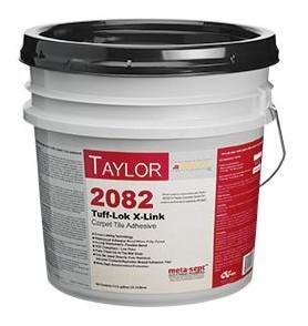 Taylor Meta Tec 2082 Tuff Lok X Link Carpet Tile Adhesive By W F Built Environment
