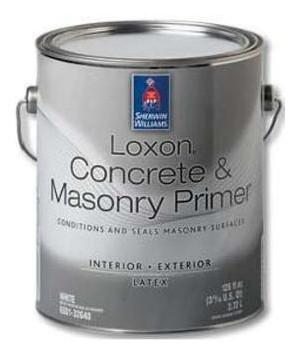 LOXON® Concrete U0026 Masonry Primer By Sherwin Williams Company   Built  Environment