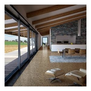 Amorim Revestimentos SA Cork Flooring Floating with UV