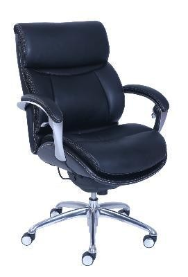 True Seating Concepts. 602864 / 25606283. Serta. Bonded Leather. Mid Back Manager  Chair